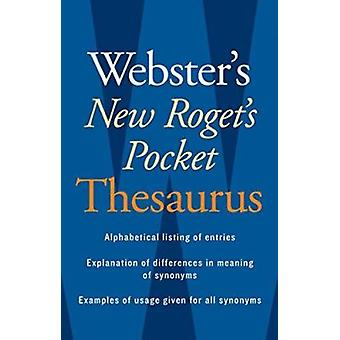 Webster's New Roget's Pocket Thesaurus (10th) by Houghton Mifflin Com
