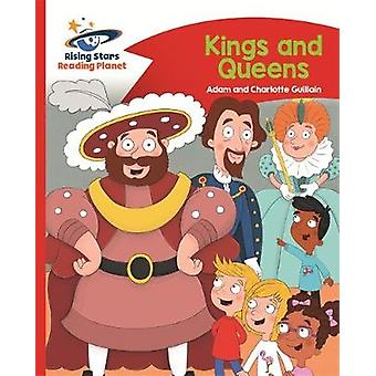 Reading Planet - Kings and Queens - Red B - Comet Street Kids by Adam