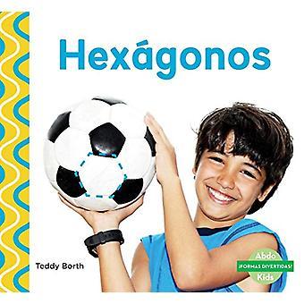 Hexágonos (Hexagons) by Teddy Borth - 9781624026164 Book