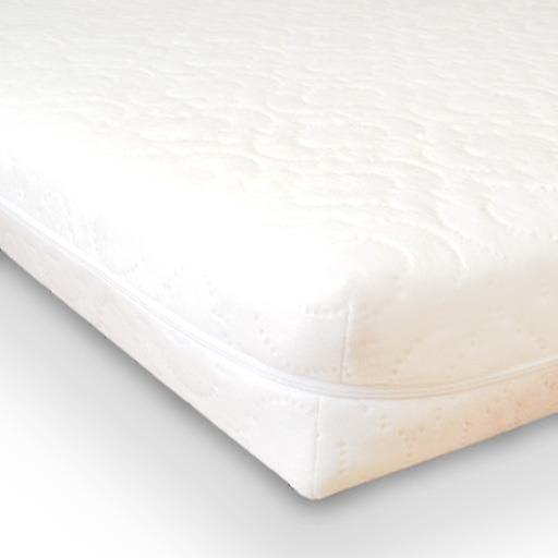 Cot X Quilted Depth MattressSize60cm 120cm13cm Breathable allergenic Anti Foam 5RLj34Aq