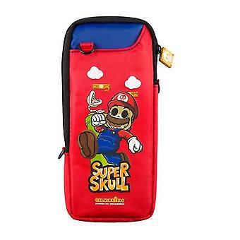 Super Mario: día de la bolsa protectora portátil muerta (interruptor de Nintendo)