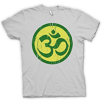 Womens T-shirt - Yoga spirituelle Motiv - Cool Fitness