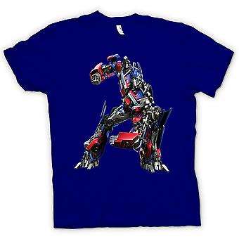Mens T-shirt - Optimus Prime - Transformers