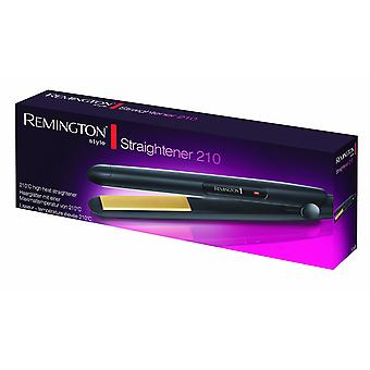 Remington S1400 Ceramic Coated Plates Slim Dual Voltage Hair Straightener Iron