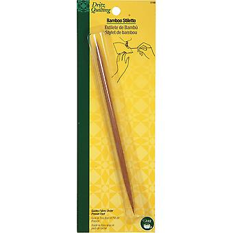 Dritz Quilting Bamboo Stiletto- 3168