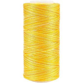 Nylon Thread Size 2 300Yd Yellow Mix 2 495