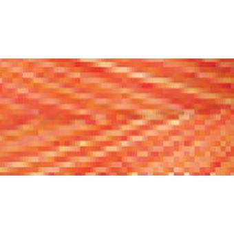 Cotton Variegated Colors 700 Yards Rusty Oranges 41 Sm074