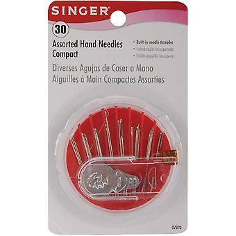 Hand Needle Compact Assorted 25 Pkg 7370
