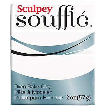 Sculpey Souffle Clay 2 Oz. Igloo Su6 6001