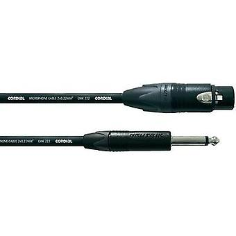 Cordial CPM 10 FP Neutrik XLR To 6.3 mm Cable (10 m) Cordial CPM 10 FP