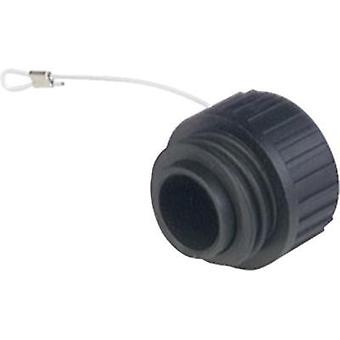 Hirschmann 831 531-100 CA 00 SD 4 Protective Cap For CA-series With Variable Strap