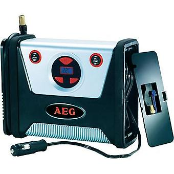 Compressor 7 bar AEG 97136 Digital display, Auto turn-off, Cable tidy, incl. inspection light