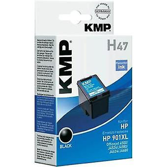 KMP Ink replaced HP 901, 901XL Compatible Black