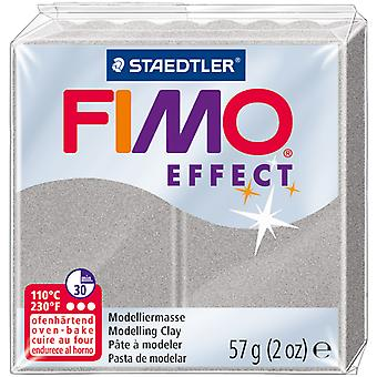 Fimo Effect Polymer Clay 2oz-Light Silver Pearl EF802-817