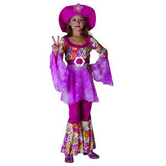 Guirca Hippy Diva Costume Size 4-6 years (Kinder , Spielzeuge , Kostüme)