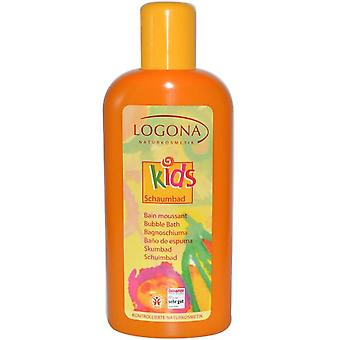 Logona Kids Foaming Bath Gel (Kinderen , Cosmetica , Body lotions)