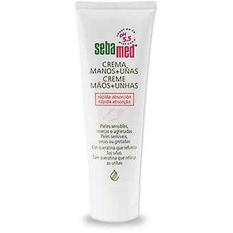 Sebamed Sebamed Hand and Nail Cream 75 Ml (Cosmetics , Body  , Facial , Moisturizers)