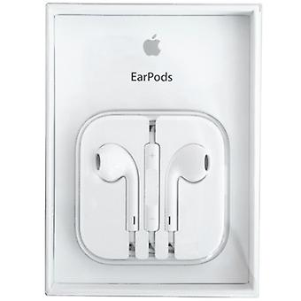 Apple MD827 EarPods Headset Headphone remote control blister, replica lightning (TM) micro USB adapter