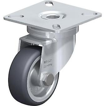 Blickle 346601 Device fixed roller, Ø 50 mm Type (misc.) swivel castor with mounting plate