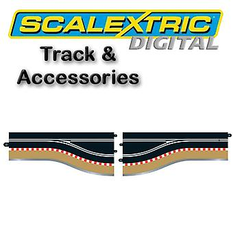 Scalextric Digital - Pit Lane (lewej)