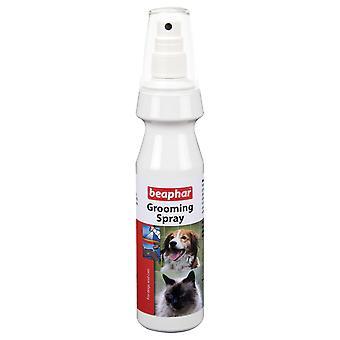 Beaphar Dog & Cat Grooming Spray 150ml (Pack de 3)