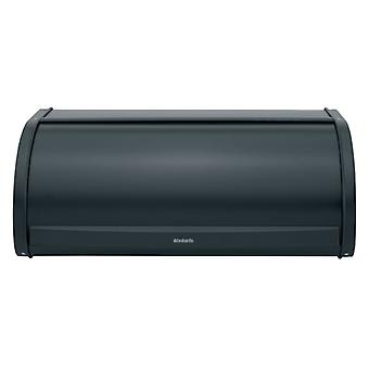 Brabantia Roll Top Bread Bin Matt Black