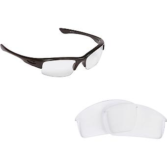 New SEEK Replacement Lenses for Oakley Sunglasses BOTTLECAP HI Yellow Clear