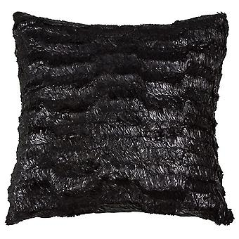 Wellindal Cojín Pelo negro (Home , Textile , Cushiones)
