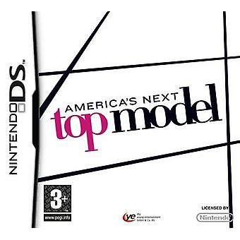 Americas næste Top Model Nintendo DS spil