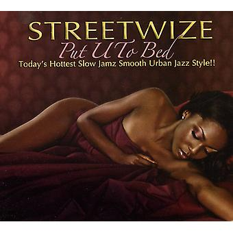 Streetwize - Put U to Bed [CD] USA import