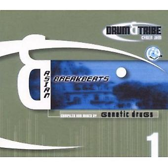 Genetiske narkotika - asiatiske Breakbeats [CD] USA import