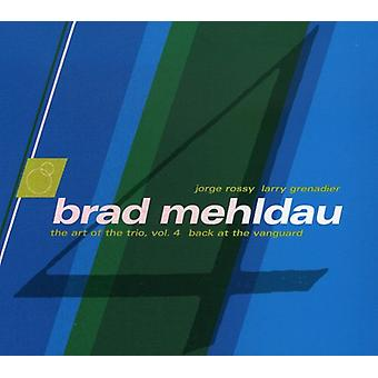 Brad Mehldau - Brad Mehldau: Vol. 4-Back at the Vanguard [CD] USA import