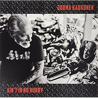 Jorma Kaukonen - Aint in No Hurry (LP Vinyl) [Vinyl] USA import