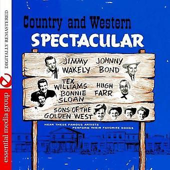 Espectacular de Country & Western - importar de USA espectacular de Country & Western [CD]