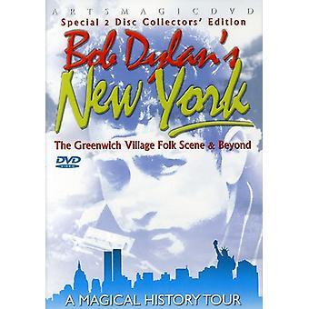 Bob Dylans New York [DVD] USA importerer