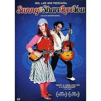 Sunny & del Love du [DVD] USA importerer