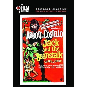 Jensen & Beanstalk [DVD] USA importerer