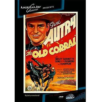 Old Corral [DVD] USA import