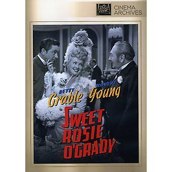 Sweet Rosie O'Grady [DVD] USA import