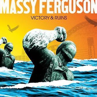 Massy Ferguson - sejr & ruiner [CD] USA import