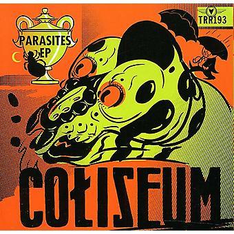 Coliseo - parásitos EP [CD] USA importar