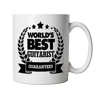 Vectorbomb, World's Best Guitarist, Mug