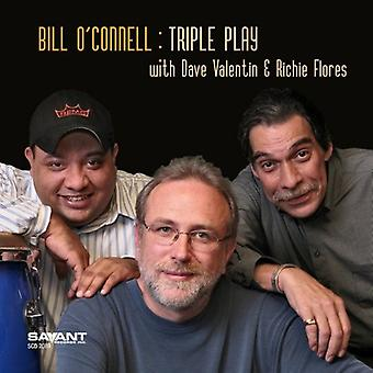 Bill O'Connell - Triple Play [CD] USA import