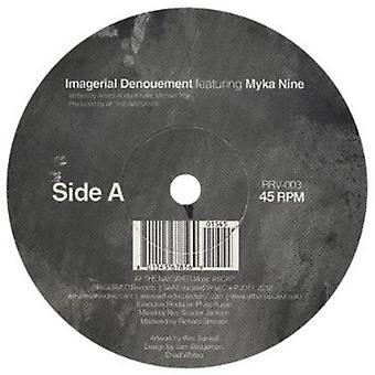 Af Naysayer Ft. Myka ni - Imagerial Denoument [Vinyl] USA importerer