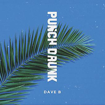 Dave B - dronken Punch [CD] USA import