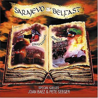 Smailovic/Sands - Sarajevo til Belfast [CD] USA import