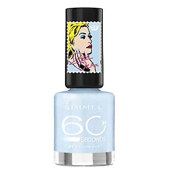 Rimmel London 60 Seconds Nail Polish By Rita Ora (Make-up , Nägel , Nagellack)