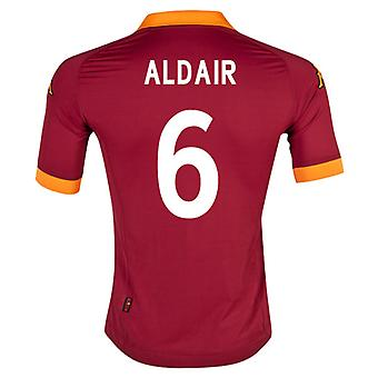 Camiseta de la Roma local de 2012-13 (Aldair 6)