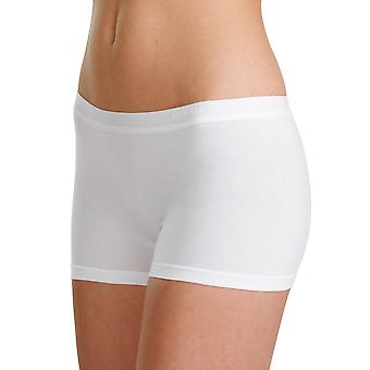 BlackSpade Essential White Cotton Shorty 1301