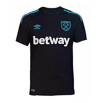 2017-2018 West Ham Away Football Shirt